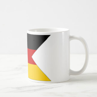 Germany Naval Ensign Coffee Mug