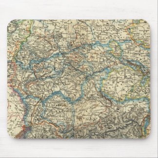 Germany Netherlands Belgium Mouse Pad