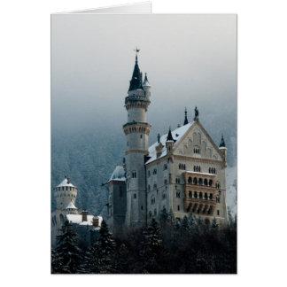 Germany Neuschwanstein Castle Card