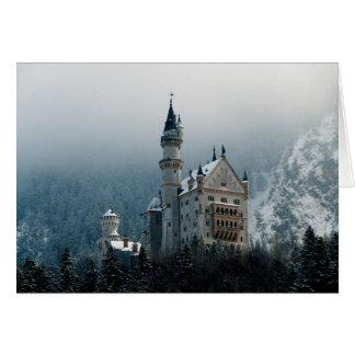 Germany Neuschwanstein Castle Greeting Cards