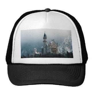 Germany Neuschwanstein Castle Trucker Hat