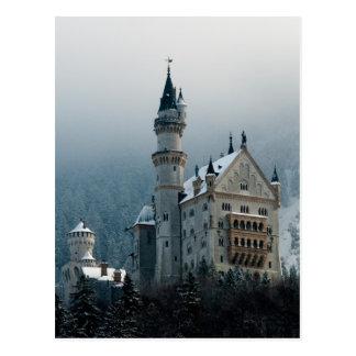 Germany Neuschwanstein Castle Post Cards