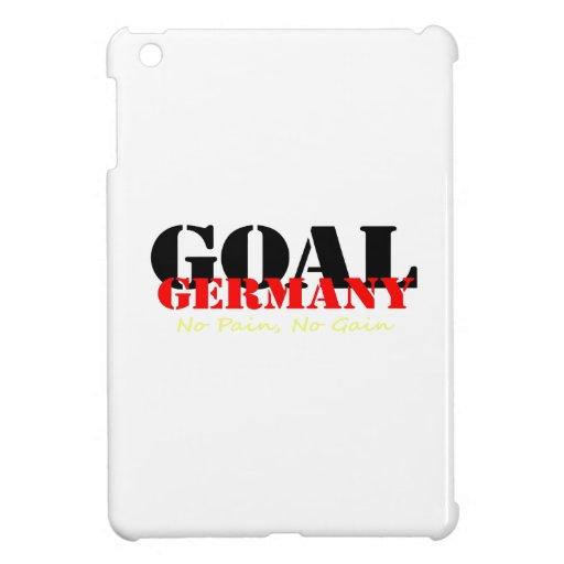 Germany No Pain No Gain iPad Mini Cover