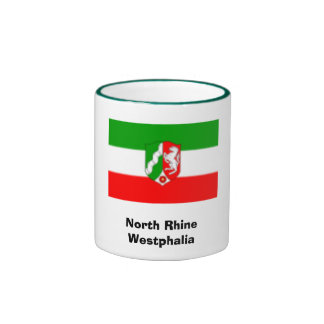 Germany North Rhine Westphalia Ringer Coffee Mug