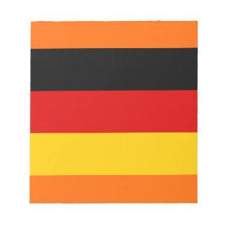 GERMANY NOTEPAD