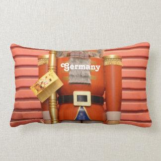 Germany - Nutcracker Pillow