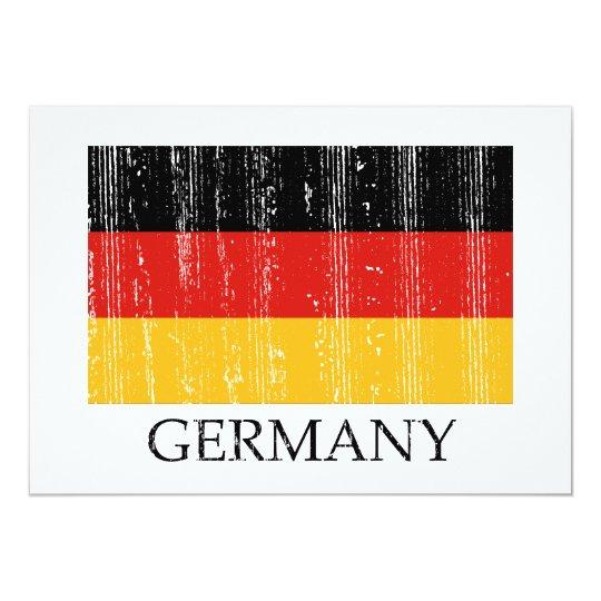 Germany Party Invitation