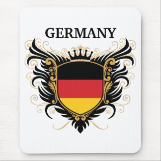 Germany [personalize] mouse pad