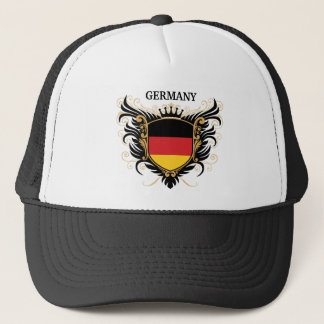 Germany [personalize] trucker hat