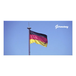 Germany Photo Card