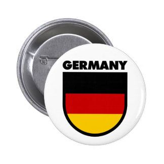 Germany Pinback Button
