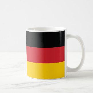 Germany Plain Flag Coffee Mug