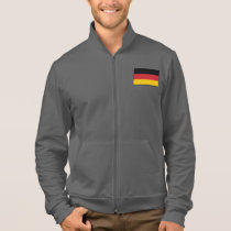 Germany Plain Flag Jacket