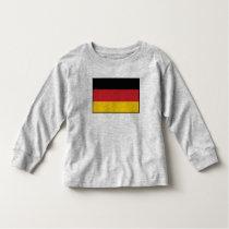 Germany Plain Flag Toddler T-shirt