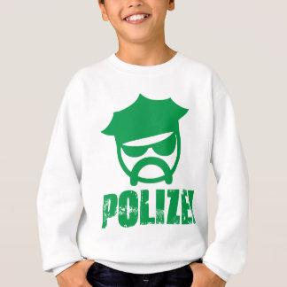 Germany police sweatshirt