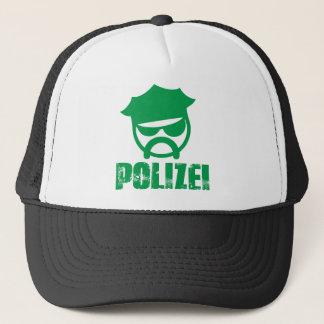 Germany police trucker hat