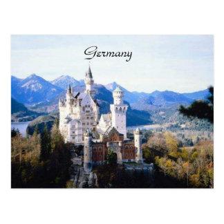 Germany Postcard