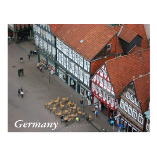 Germany Post Card
