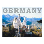 Germany Postcard