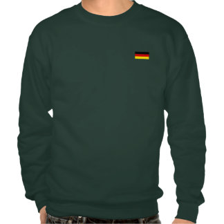 Germany Pull Over Sweatshirt