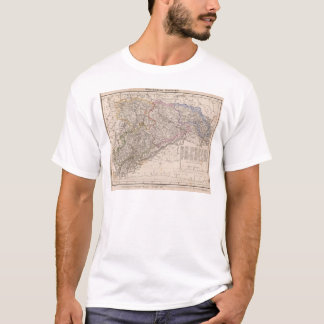 Germany Railroad T-Shirt