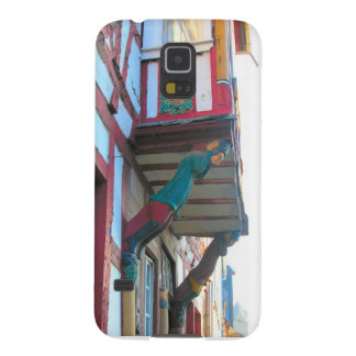 Germany, Rhineland, Rhens, half timbered houses 10 Case For Galaxy S5