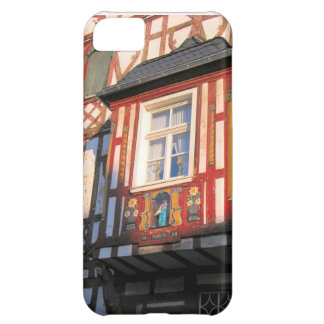 Germany, Rhineland, Rhens, half timbered houses 2 Cover For iPhone 5C