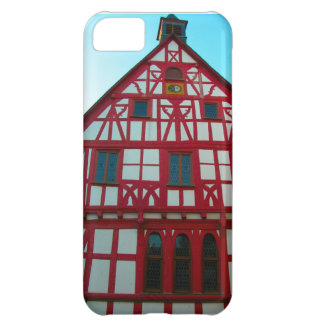 Germany, Rhineland, Rhens, half timbered houses 4 Cover For iPhone 5C