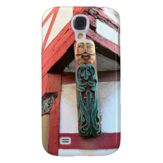 Germany, Rhineland, Rhens, half timbered houses 5 Samsung Galaxy S4 Cover