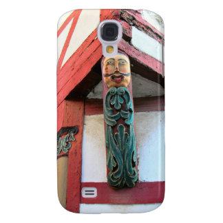 Germany, Rhineland, Rhens, half timbered houses 5 Samsung Galaxy S4 Cover