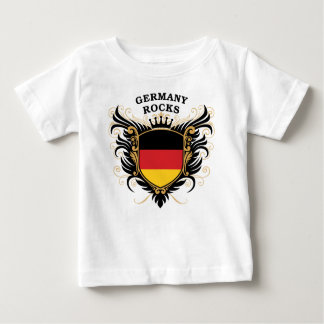 Germany Rocks Baby T-Shirt