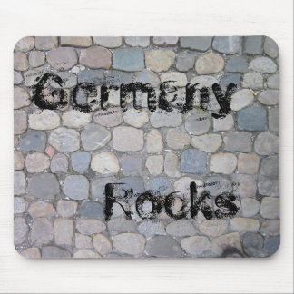 Germany Rocks! Mouse Pad