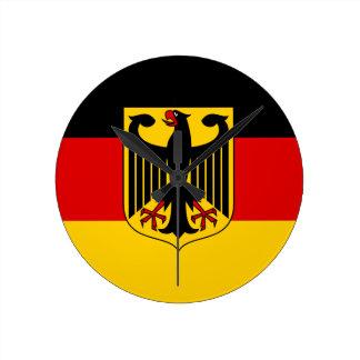 germany round clock