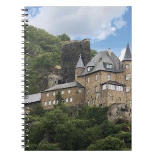 Germany, Sankt Goarshausen, Sankt Goarshausen Notebook
