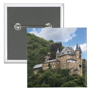 Germany, Sankt Goarshausen, Sankt Goarshausen Pinback Button