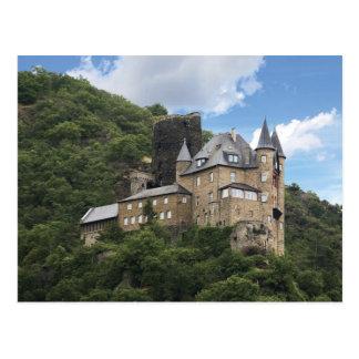 Germany, Sankt Goarshausen, Sankt Goarshausen Post Card