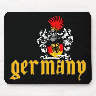 Germany Shield Mousepad