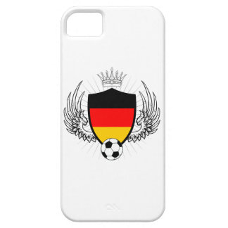 Germany Shield Soccer iPhone SE/5/5s Case