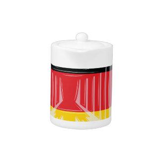 Germany Shield Teapot