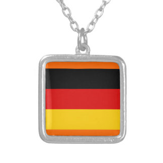 GERMANY SILVER PLATED NECKLACE