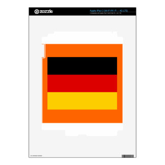 GERMANY SKINS FOR iPad 3
