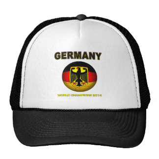 Germany Soccer  1834 Hat