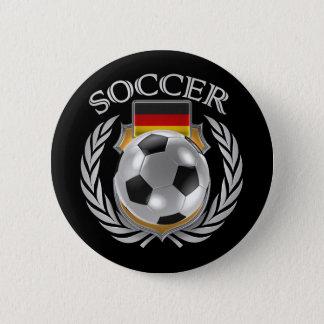 Germany Soccer 2016 Fan Gear Button