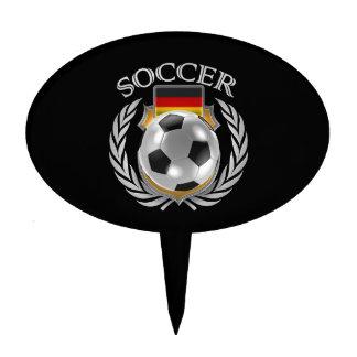 Germany Soccer 2016 Fan Gear Cake Topper