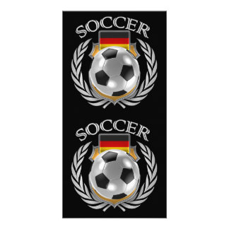 Germany Soccer 2016 Fan Gear Card