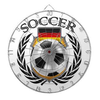 Germany Soccer 2016 Fan Gear Dart Board