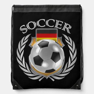 Germany Soccer 2016 Fan Gear Drawstring Bag