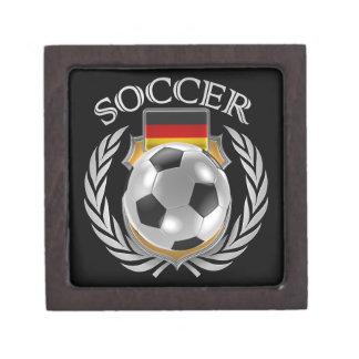 Germany Soccer 2016 Fan Gear Gift Box