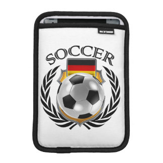 Germany Soccer 2016 Fan Gear iPad Mini Sleeve