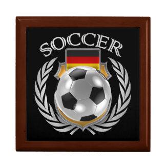 Germany Soccer 2016 Fan Gear Keepsake Box